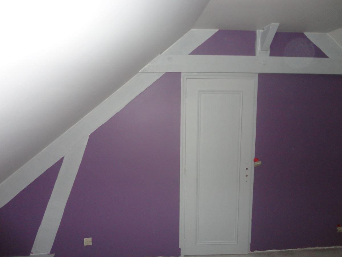 Peinture orl ans fr d ric peinture sol murs meubles - Peinture a l huile pour plafond ...